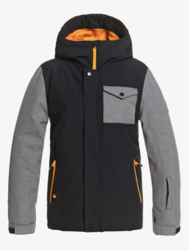 Quiksilver Boy's Ridge Snow Jacket 2021
