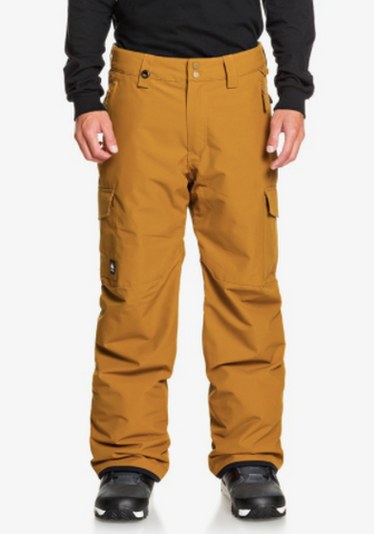 Quiksilver Men's Porter Snow Pants 2021
