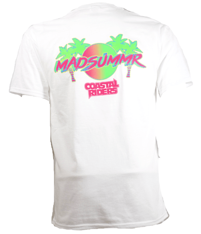 COASTAL RIDERS MENS MAD SUMMR X COASTAL RIDERS S/S TEE - Coastal Riders