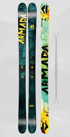 ARMADA MENS ARV 96 SKIS 2017