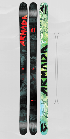 ARMADA MENS ARV 86 SKIS 2017