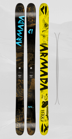 ARMADA MENS ARV 106 SKIS 2017