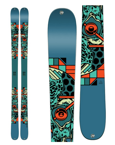 K2 MENS PRESS SKIS 2017