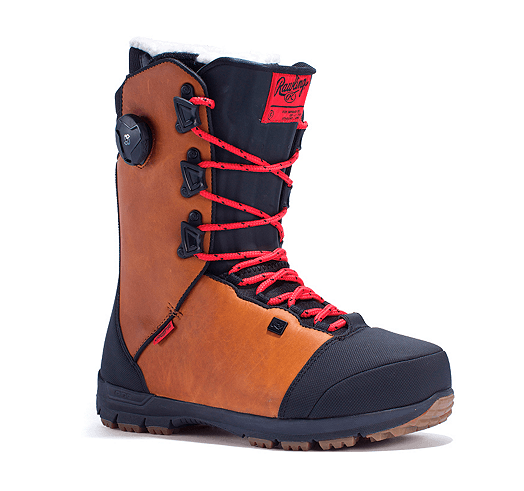 RIDE MENS FUSE SNOWBOARD BOOTS 2017
