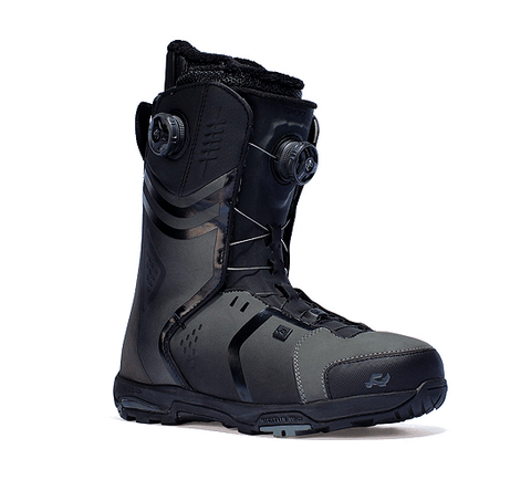 RIDE MENS TRIDENT SNOWBOARD BOOTS 2017