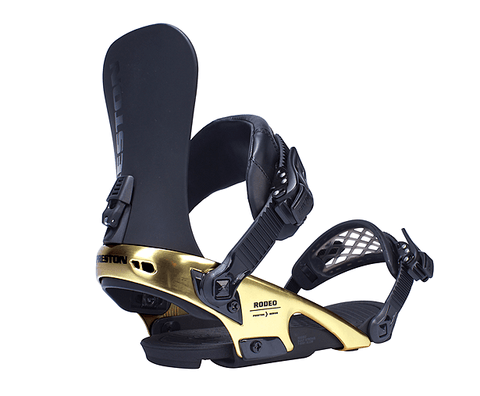 RIDE MENS RODEO SNOWBOARD BINDINGS 2017