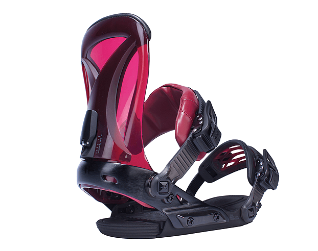 RIDE WMNS DVA SNOWBOARD BINDINGS 2017
