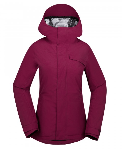 VOLCOM WMNS BOW INSULATED GORE-TEX SNOW JACKET 2017