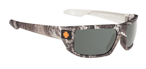 SPY MCCOY TRUE TIMBER FRAME WITH HAPPY GREY GREEN POLARIZED LENS SUNGLASSES
