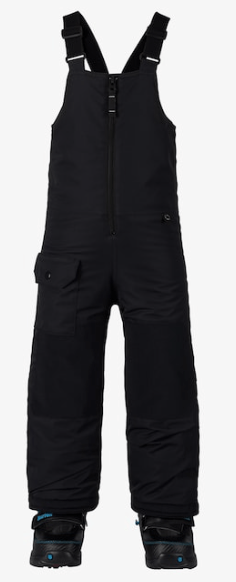 BURTON YOUTH MINISHRED MAVEN BIB SNOW PANT 2018