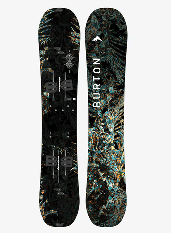 BURTON MENS FLIGHT ATTENDANT SPLIT SNOWBOARD 2018