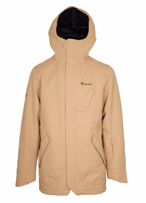 RIP CURL MENS NUTHOUSE SEARCH SNOW JACKET 2018