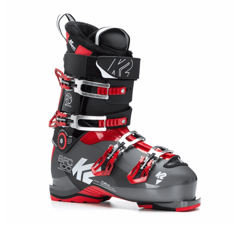 K2 MENS BFC 100 SKIS BOOTS 2018