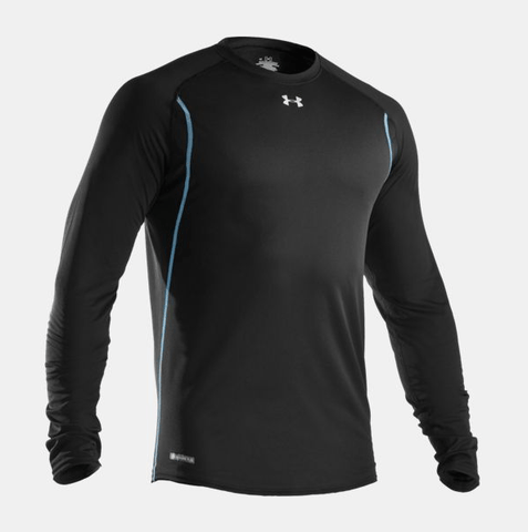 UNDER ARMOUR MENS BASE 2.0 CREW BASE LAYER