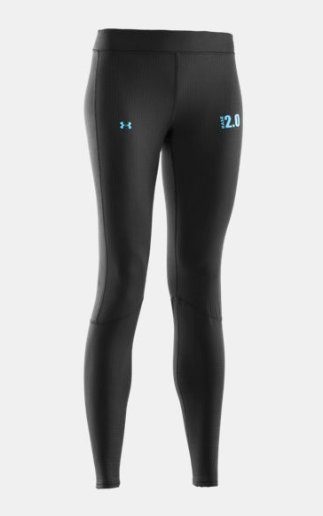 UNDER ARMOUR WMNS BASE 2.0 LEGGING BASE LAYER