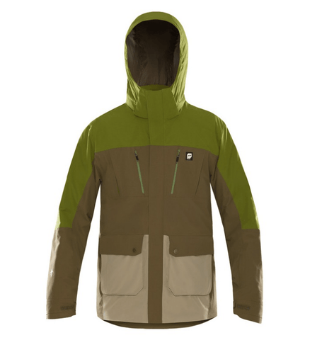 ORAGE MENS JEFFERSON SNOW JACKET