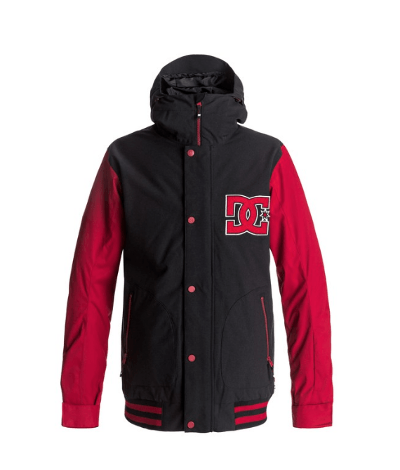 DC MENS DCLA SNOW JACKET 2018