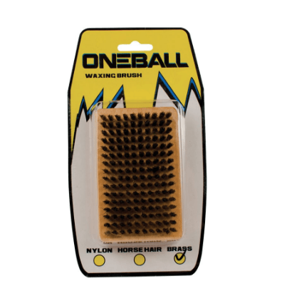 ONEBALL JAY BRASS BRUSH