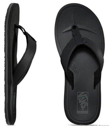 VANS MENS NEXPA SYNTHETIC FLIP FLOP SANDALS