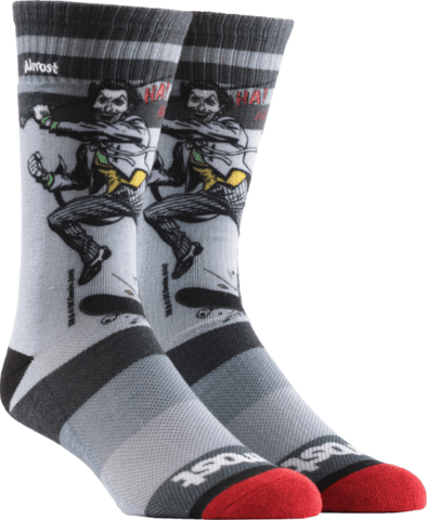 ALMOST JOKER FOCUS SOCKS