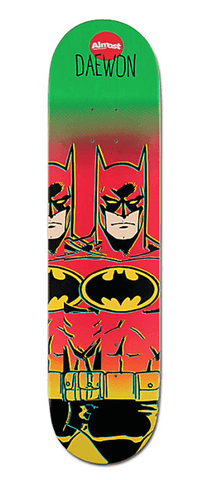ALMOST BATMAN FADE R7 DECK 7.75