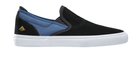 EMERICA MENS WINO G6 SLIP-ON SHOES