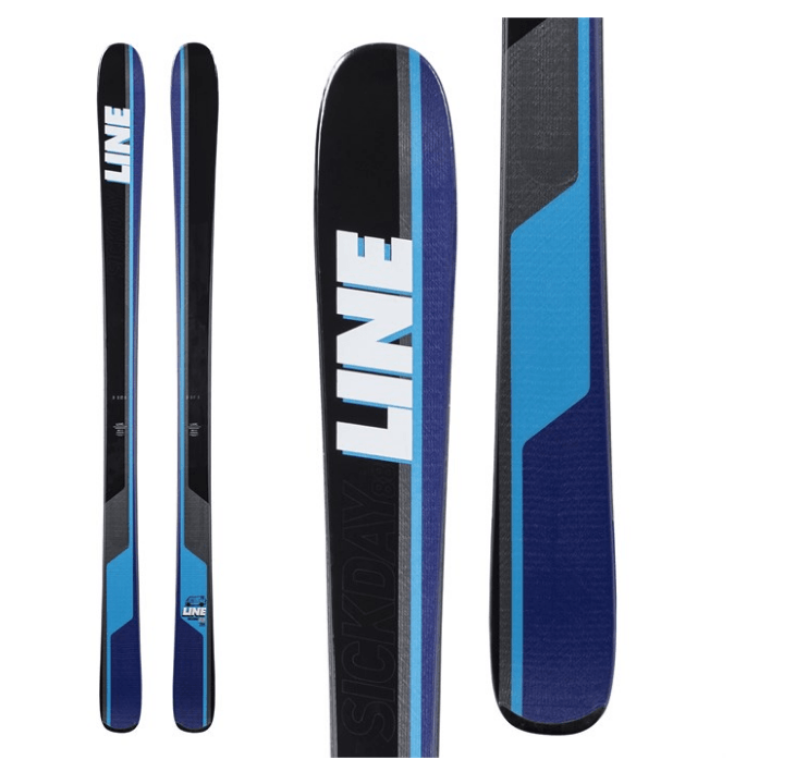 LINE MENS SICK DAY 88 SKIS 2019