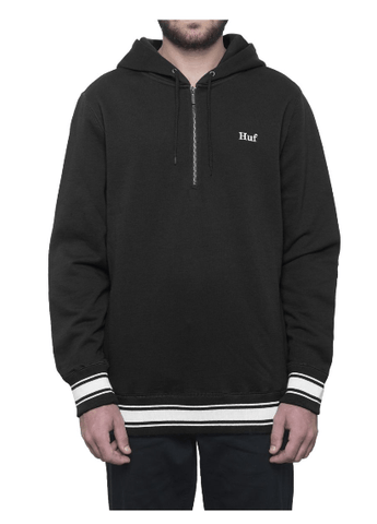 HUF MENS RELAY FRENCH TERRY PULLOVER HOODY