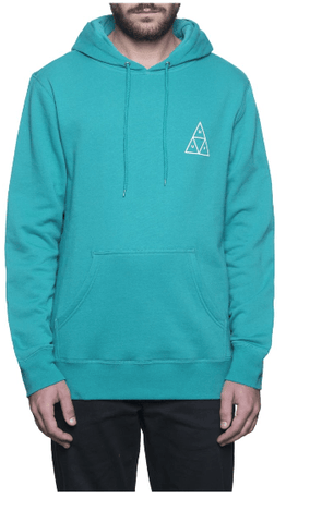 HUF MENS ESSENTIALS TT PULLOVER HOODY