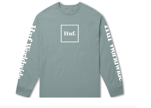 HUF MENS DOMESTIC L/S TEE