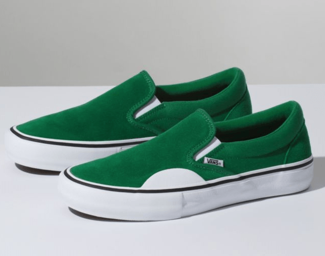 VANS MENS SLIP-ON PRO SHOES