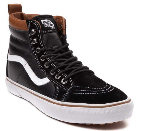 VANS MENS SK8 HI MTE SHOES