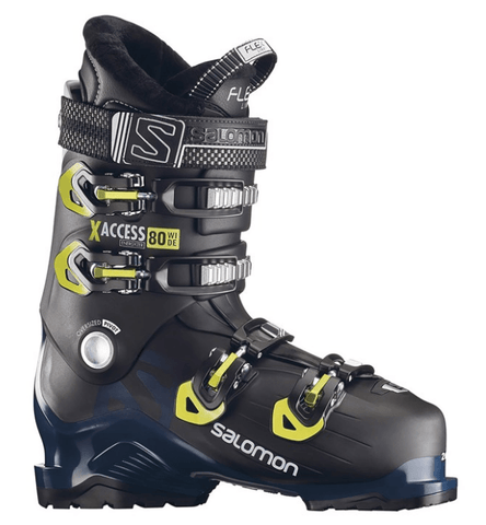 SALOMON MENS X ACCESS 80 WIDE SKI BOOTS 2019