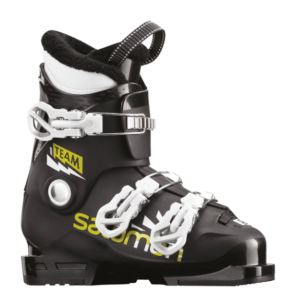 SALOMON YOUTH TEAM T3 SKI BOOTS 2019