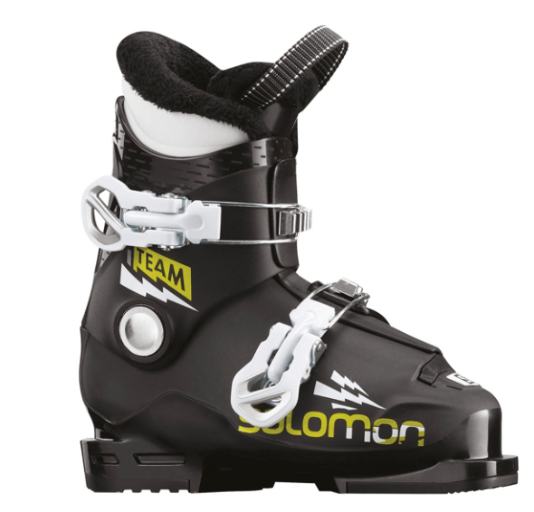SALOMON YOUTH TEAM T2 SKI BOOTS 2019