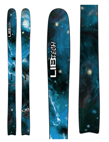 LIB TECH MENS WUNDERSTIK 106 SKIS 2019
