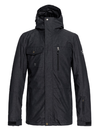 QUIKSILVER MENS MISSION 3IN1 SNOW JACKET 2019