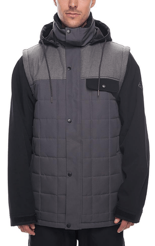 686 MENS BEDWIN INSULATED SNOW JACKET 2019