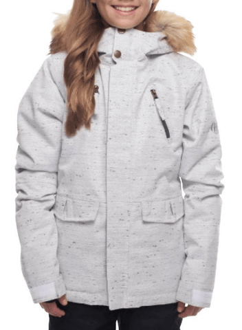 686 GIRLS CEREMONY INSULATED SNOW JACKET 2019