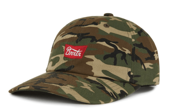 BRIXTON STITH LP CAP HAT