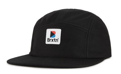 BRIXTON STOWELL 5 PANEL CAP HAT