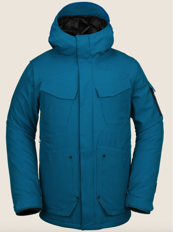 VOLCOM MENS VCO INFERNO SNOW JACKET 2019