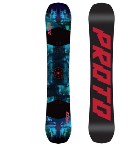 NEVER SUMMER MENS PROTO TYPE TWO X SNOWBOARD 2019