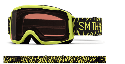 SMITH DAREDEVIL JR ACID BOLTZ FRAME WITH RC36 LENS SNOW GOGGLES 2019