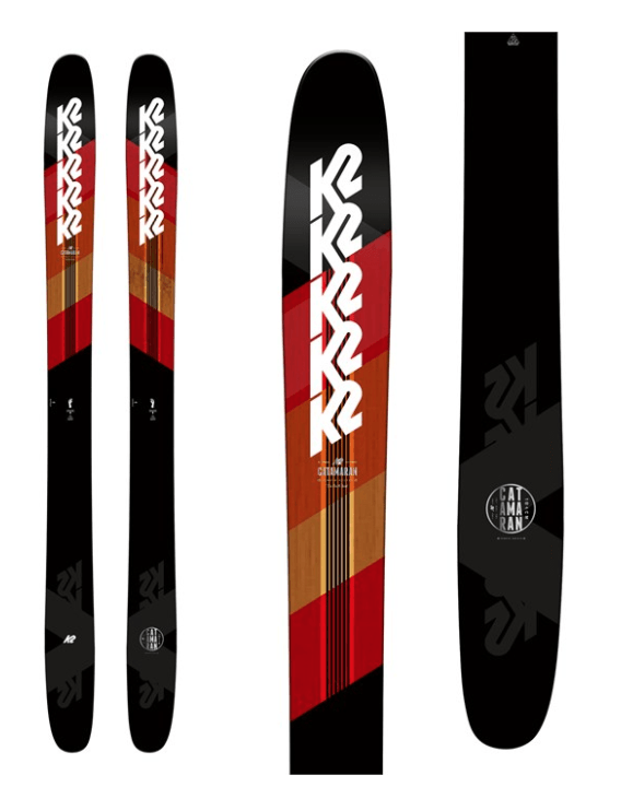 K2 MENS CATAMARAN SKIS 2019