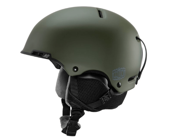 K2 STASH SNOW HELMET