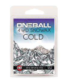 ONEBALL 4WD COLD WAX 165G