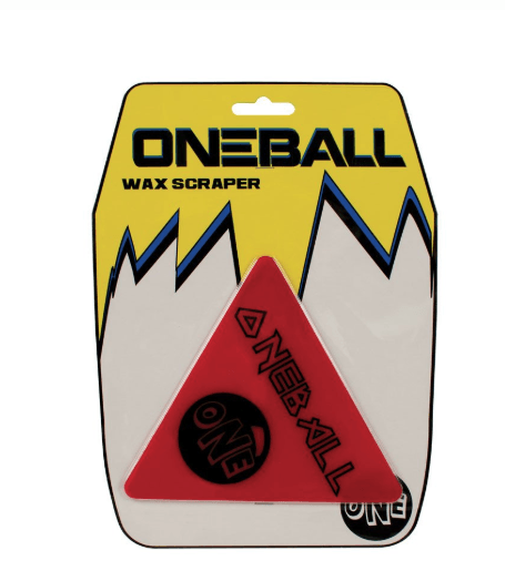 ONEBALL MAIDEN TRIANGLE SCRAPER