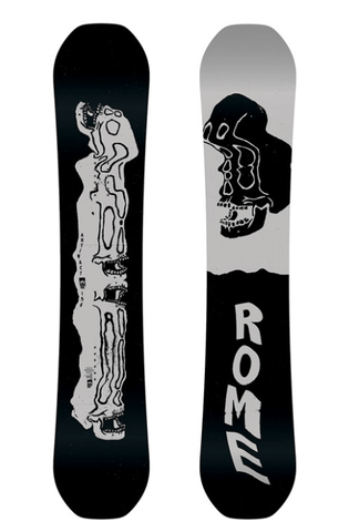 ROME MENS ARTIFACT SNOWBOARD 2019