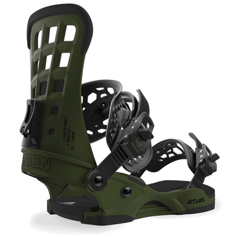UNION ATLAS SNOWBOARD BINDINGS 2019